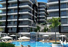 3-roms eksklusiv leilighet till salgs i Alanya - 10