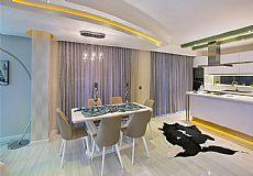 3-roms eksklusiv leilighet till salgs i Alanya - 12