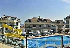 Cleopatra Blue Bay Apartment in Alanya Turkey  - 4