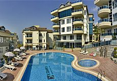 Cleopatra Blue Bay Apartment in Alanya Turkey  - 5