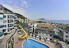 Cleopatra Blue Bay Apartment in Alanya Turkey  - 7