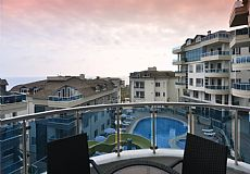 Cleopatra Blue Bay Apartment in Alanya Turkey  - 9