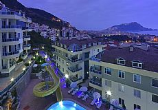 Cleopatra Blue Bay Apartment in Alanya Turkey  - 10
