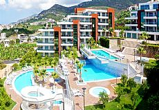 Aramis Terrace Apartments in Alanya - 7