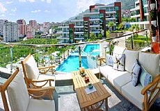 Aramis Terrace Apartments in Alanya