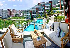 Aramis Terrace Apartments in Alanya - 13