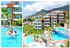 Aramis Terrace Apartments in Alanya - 15